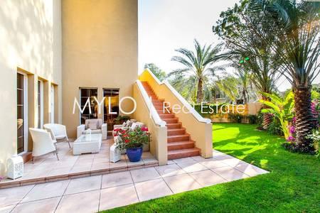 3 Bedroom Villa for Rent in Al Sufouh, Dubai - Immaculate 3 Bed Villa in Gated Community