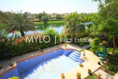 4 Bedroom Villa for Rent in The Meadows, Dubai - Beautiful Hattan villa for Rent-Meadows