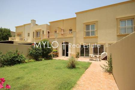 3 Bedroom Villa for Rent in The Springs, Dubai - 3M Lake View Springs 8 I Great Condition