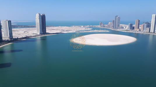 2 Bedroom Apartment for Rent in Al Mamzar, Sharjah - 1 Month Free Sea View 2BHK with Parking 55K