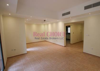 2 Bedroom Villa for Rent in Mirdif, Dubai - Ground Floor 2BR| No Commission| 12 Chqq