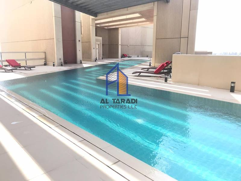 10 Big 2 Bed Apt. with all facilities in Reem
