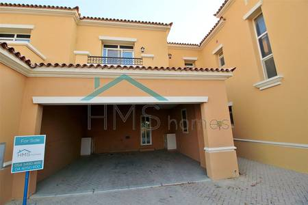 3 Bedroom Villa for Sale in Arabian Ranches, Dubai - SINGLE ROW|B-TYPE|VACANT|EXCELLENT CONDITION