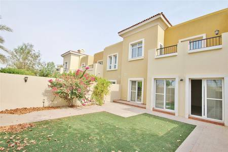 3 Bedroom Townhouse for Rent in Arabian Ranches, Dubai - Al Reem 2 - Type 2M - Move in December