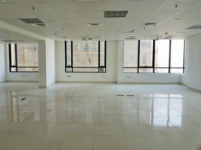 Office for Rent in Jumeirah Village Circle (JVC), Dubai - Fitted office for rent in Prime Business Cntr.