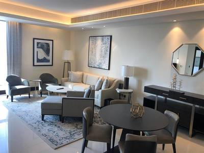 1 Bedroom Apartment for Rent in Downtown Dubai, Dubai - Full Burj View Brand New 1Bedroom in Address Downtown