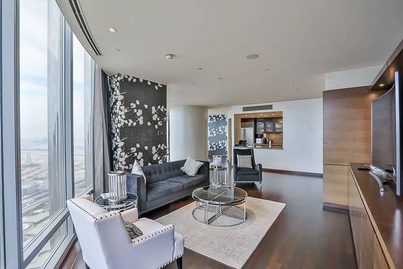 2 Huge Stunning 3 BR Penthouse+Maid's Room