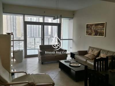 1 Bedroom Apartment for Rent in Dubai Marina, Dubai - 1 Bedroom Marina View at Marina Terrace