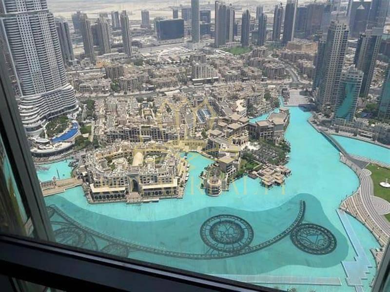 FULL Fountain View | Elegant Design 2BHK
