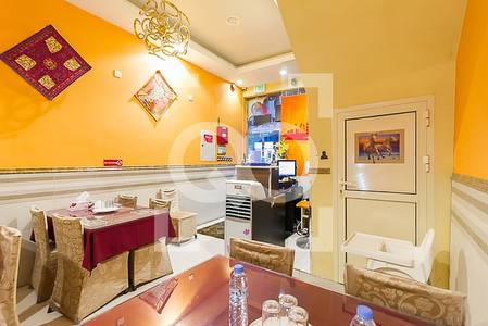 Shop for Rent in Bur Dubai, Dubai - Indian Restaurant with  Delicious Variety of Cuisine