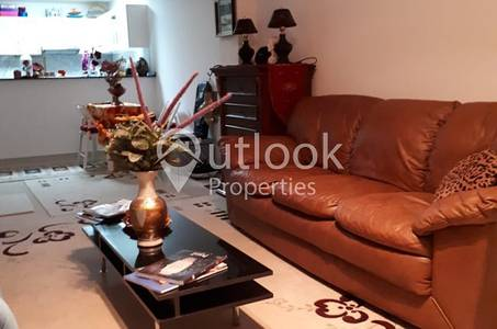 1 Bedroom Apartment for Rent in Al Reem Island, Abu Dhabi - STUNNING FULL FURNISHED!BIG 1BHK+2BATHS!