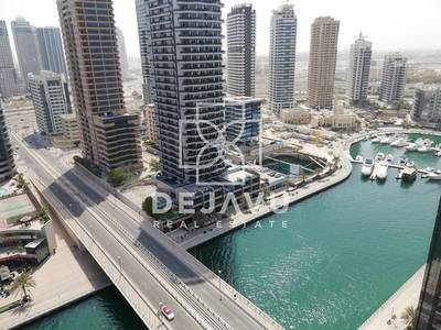 3 Bedroom Flat for Rent in Dubai Marina, Dubai - Neat and Cozy