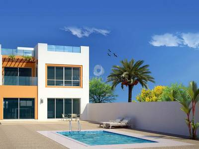 4 Bedroom Townhouse for Sale in Jumeirah Park, Dubai - New Release / 4BR with Pool / 0% Agy Fee