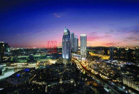 2 Bedroom Apartment for Sale in Downtown Dubai, Dubai - Full Burj And Fountain View Most Demanded 05 Series