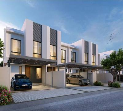 3 Bedroom Townhouse for Sale in Muwaileh, Sharjah - NEWEST 3 BR GARDEN HOMES FROM AL ZAHIA