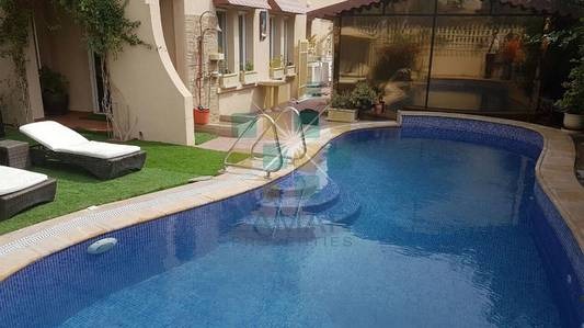 2 Bedroom Villa for Rent in The Springs, Dubai - Luxurious with privet pool furnished 2br villa