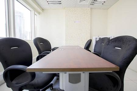 Office for Rent in Jumeirah Lake Towers (JLT), Dubai - Office Space for in JLT | On High Floor