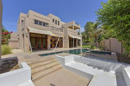 6 Bedroom Villa for Sale in Al Barari, Dubai - STUNNING 6 BED | UPGRADED | CORNER VILLA