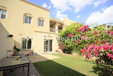 2 Bedroom Villa for Rent in The Springs, Dubai - Lovely Fully Furnished Type4M Neat Villa