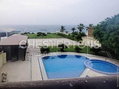 4 Bedroom Villa for Rent in Marina Village, Abu Dhabi - VIP Luxury Villa  Sea Front Big Rooms