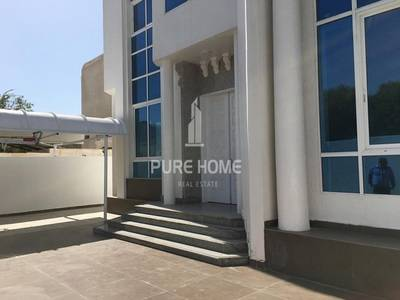 6 Bedroom Villa for Rent in Al Mushrif, Abu Dhabi - Large 6 Bedrooms Villa  with Driver & Maid room in A Premium Location