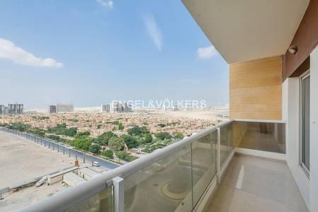 1 Bedroom Flat for Rent in Al Furjan, Dubai - Spacious (900 sqft)|High floor|Brand New