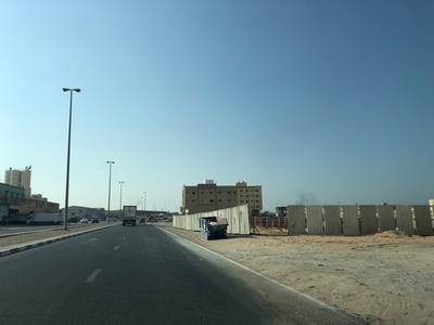 Plot for Sale in Al Jurf, Ajman - RESIDENTIAL PLOT AVAILABLE FOR SALE AL JURF 2