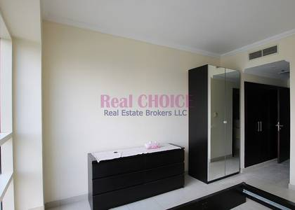 1 Bedroom Flat for Rent in Dubai Marina, Dubai - Fully Furnished 1BR Apartment High Floor