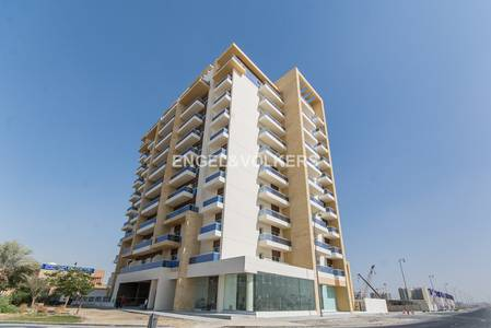 Shop for Rent in Al Furjan, Dubai - 545 Sqft Retail in Residential building.