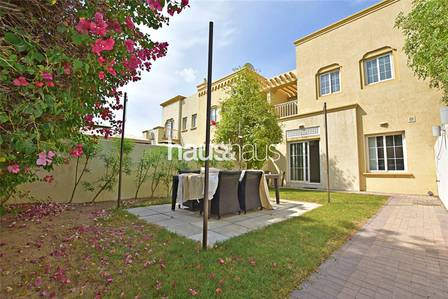 2 Bedroom Villa for Rent in The Springs, Dubai - Available Now || Type 4M || Back to back