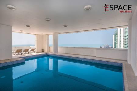 3 Bedroom Apartment for Sale in Dubai Marina, Dubai - Penthouse | Stunning Marina View | 3 Bedrooms