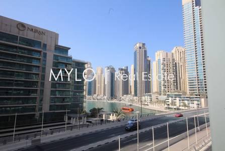 2 Bedroom Apartment for Sale in Dubai Marina, Dubai - Large Balcony   Marina Views   2bedrooms