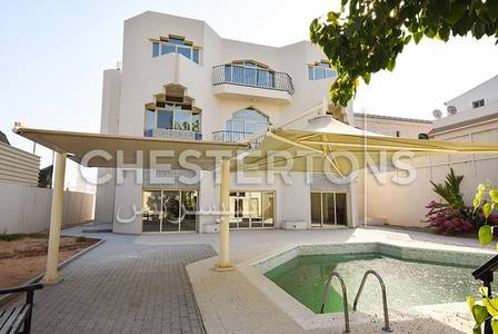 7 Bedroom Villa for Sale in Al Salam Street, Abu Dhabi - Great Opportunity to Own a  Double Villa
