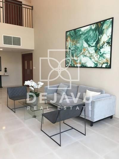 Studio for Rent in Town Square, Dubai - Contemporary Living Studio in Town Square