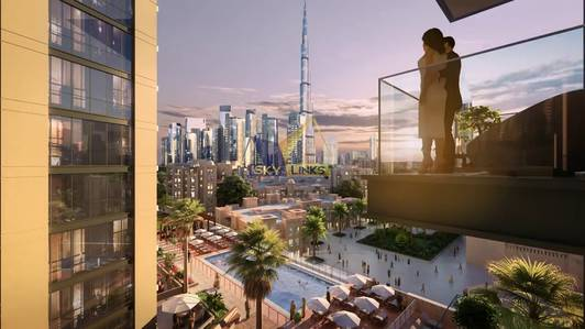 2 Bedroom Apartment for Sale in Downtown Dubai, Dubai - 2 BR Apartment for Sale in Downtown