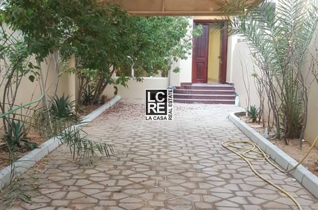 2 Family Friendly Stand Alone 3BHK+M in KCA