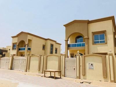 5 Bedroom Villa for Sale in Al Zahraa, Ajman - For sale villa 6000 feet near Ammar Street
