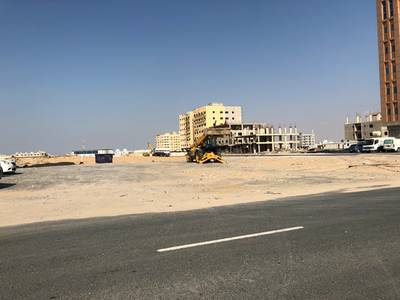 Plot for Sale in Al Jurf, Ajman - COMMERCIAL LAND FOR SALE IN JURF 3 AREA AJMAN UAE