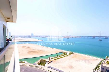 2 Bedroom Flat for Rent in Al Reem Island, Abu Dhabi - Two+1 Bedroom Apartment With Balcony...!