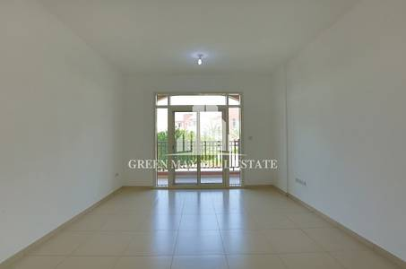 Studio for Rent in Al Ghadeer, Abu Dhabi - Studio Apt With Garden View In 3 Cheques