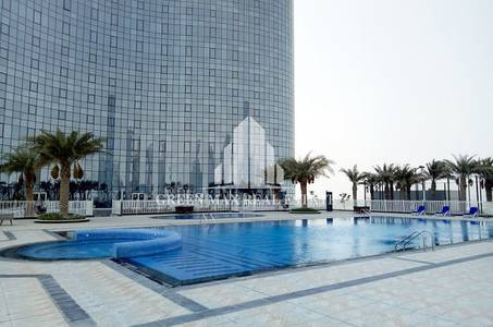 2 Bedroom Flat for Rent in Al Reem Island, Abu Dhabi - Brand New 2+Maid Room Apt In 4 Payments