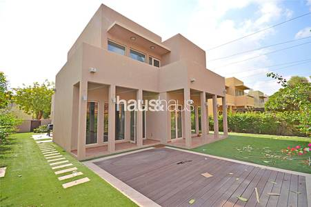 3 Bedroom Villa for Rent in Arabian Ranches, Dubai - Great price   Artificial grass   Type 7