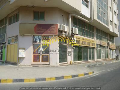 Shop for Rent in Al Mahatah, Sharjah - 634 Sqft Shop Available for rent in Mahatta Area Al Qasmia
