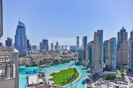 2 Bedroom Flat for Sale in Downtown Dubai, Dubai - 2Br+Study