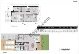 Ground and 1st Floor Type C