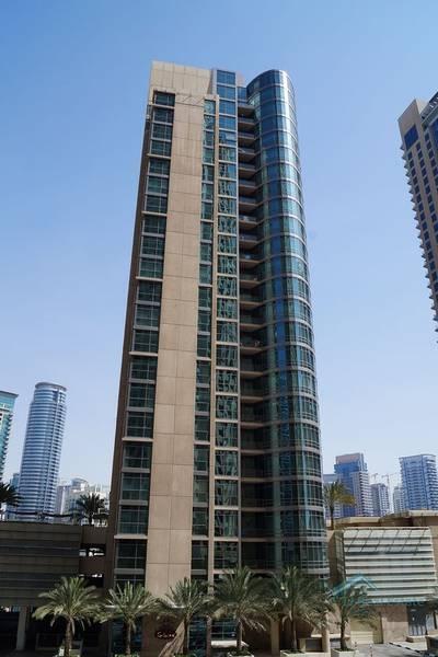 1 Bedroom Flat for Rent in Dubai Marina, Dubai - Beautifully Furnished W/Full Marina View
