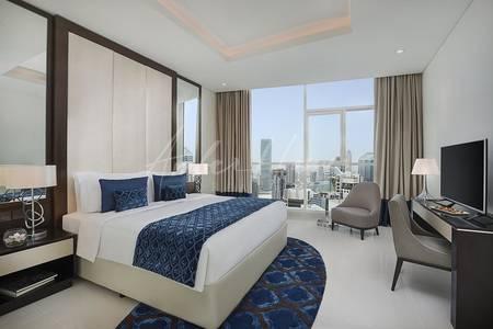 2 Bedroom Apartment for Rent in Downtown Dubai, Dubai - Amazing 2 bed | Burj Khalifa View | 140