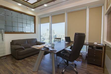 Office for Sale in Business Bay, Dubai - SPACIOUS OFFICE AVAILABLE