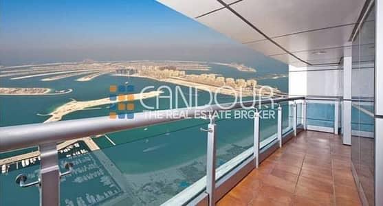 Full Sea View |3 Bedroom in Princess Tower | High Floor