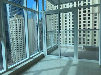 2 Bedroom Flat for Sale in Dubai Marina, Dubai - Rented 2BR  Continental Tower Marina View